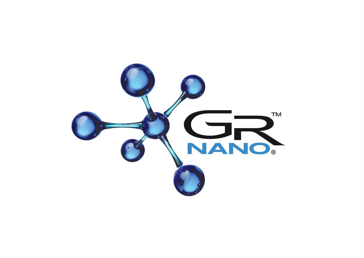 GR NANO logo by Redefine Creative