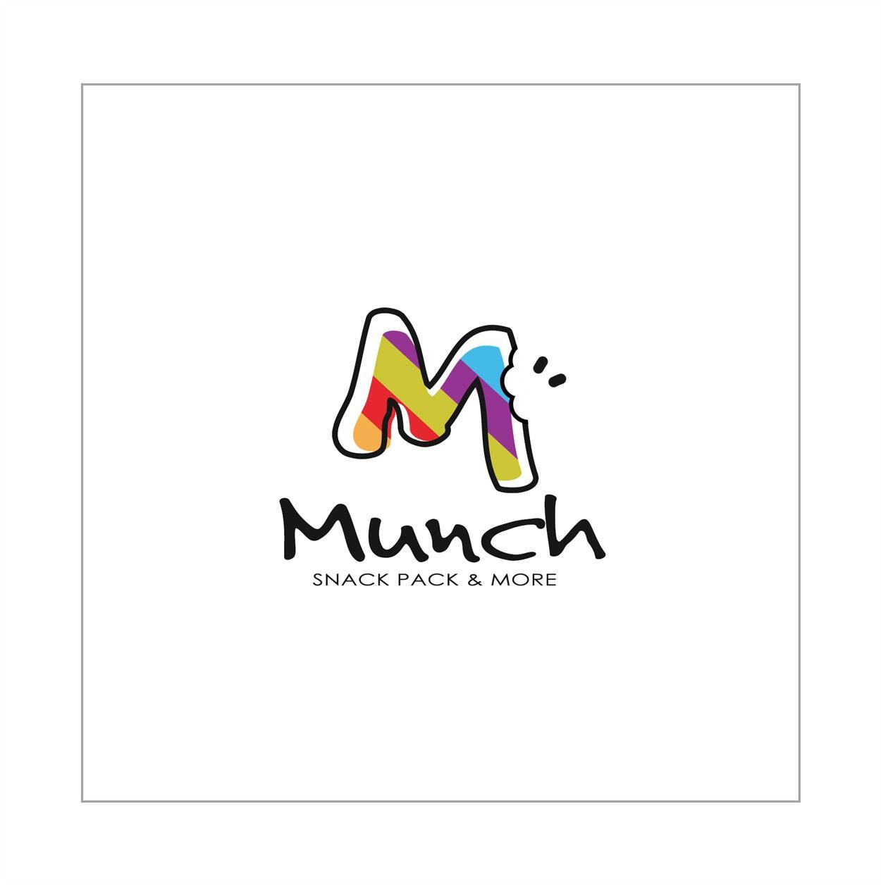 Munch logo by Redefine Creative