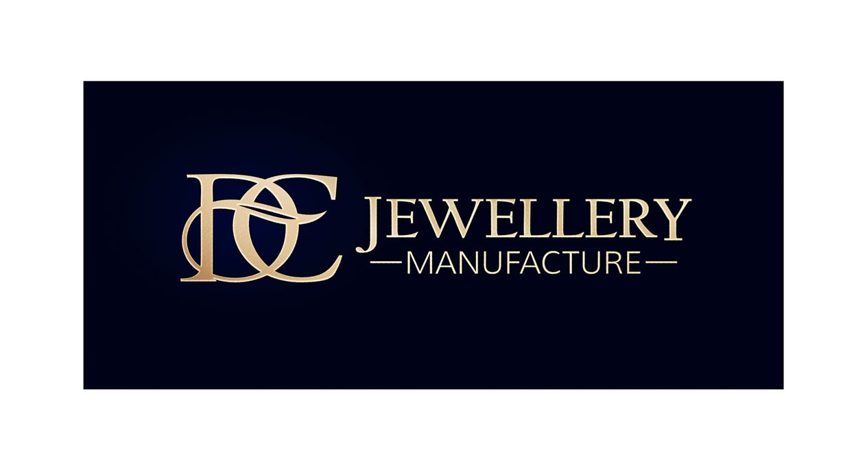 DC Jewellery Manufacture logo by Redefine Creative