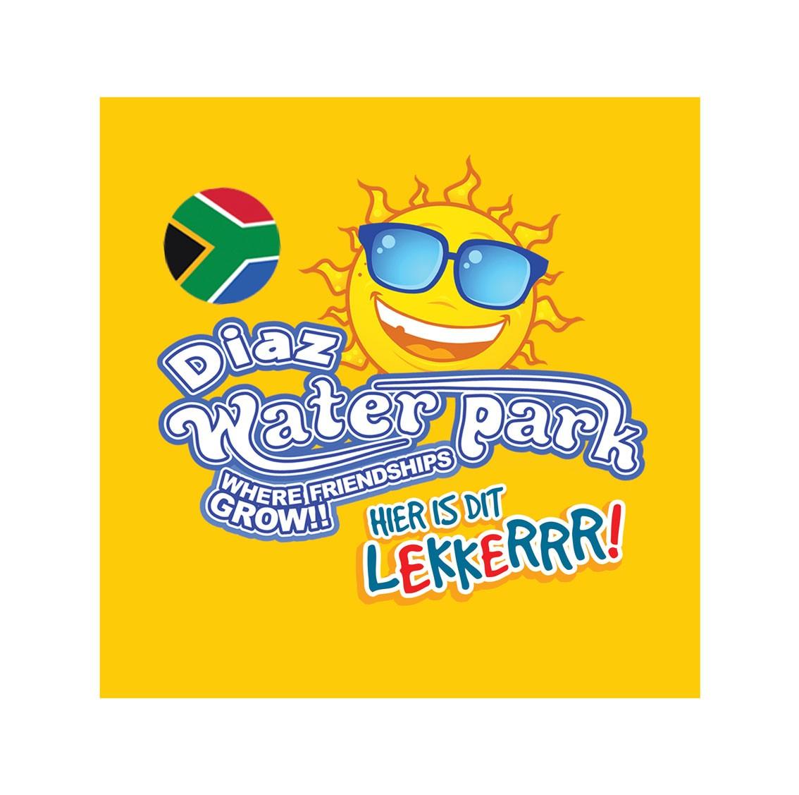 Diaz Water Park logo by Redefine Creative