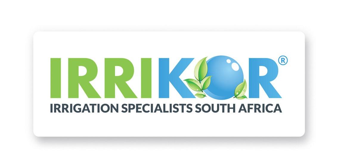 Irrikor logo by Redefine Creative