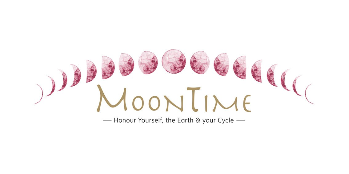 MoonTime logo by Redefine Creative